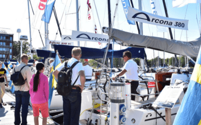 Arcona Boat Show 28 aug. t/m 30 aug.